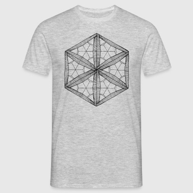 Perspective hand-designed, 3.0 - Men's T-Shirt
