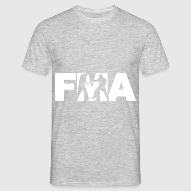 FMA Fighter - Männer T-Shirt