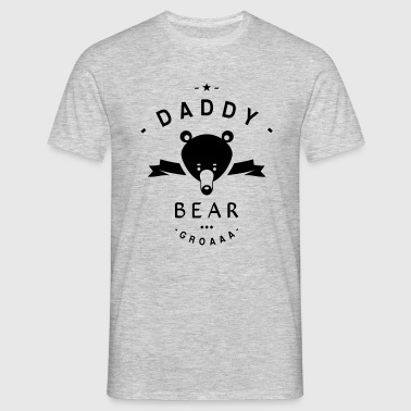 DADDY-BEAR - Men's T-Shirt