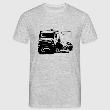 Rally Dakar - Truck Race - Men's T-Shirt