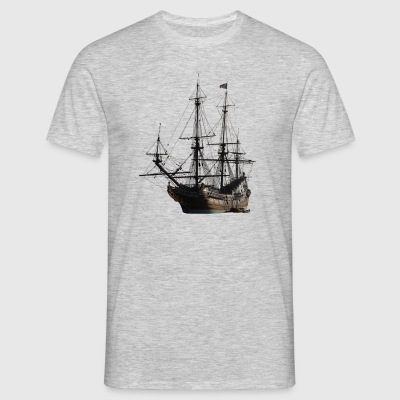 ship - Men's T-Shirt