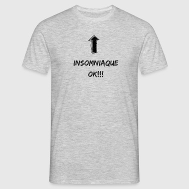 insomniak - T-shirt Homme