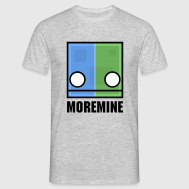 MoreMine Server - T-shirt herr