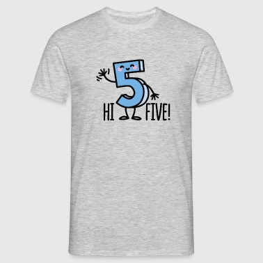 Hi Five! - T-shirt Homme