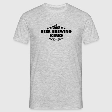 beer brewing king 2015 - Men's T-Shirt