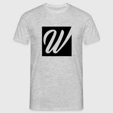 W only W !!!! - Men's T-Shirt