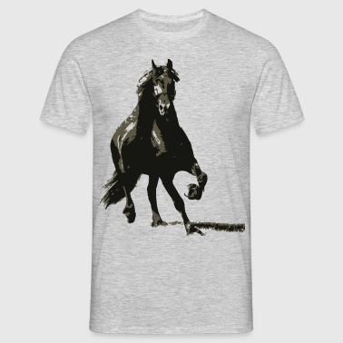 cheval animal mignon ! - T-shirt Homme