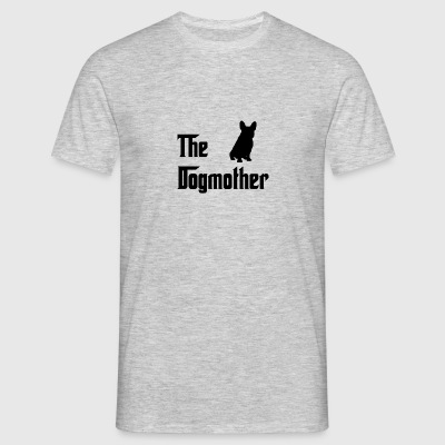 Dogmother Black - Herre-T-shirt