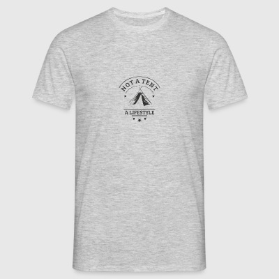 not_a_tent - Men's T-Shirt