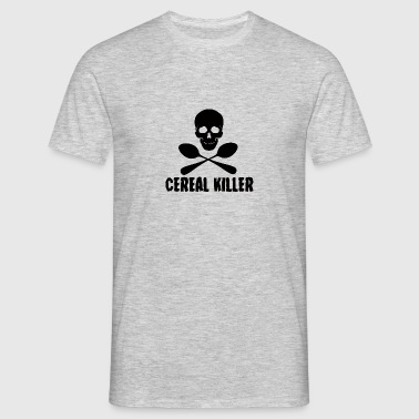 Halloween: Cereal Killer - Camiseta hombre