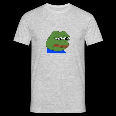 Pepe the Frog - Mannen T-shirt
