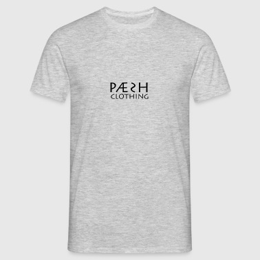 PÆSH_CLOTHING - Männer T-Shirt
