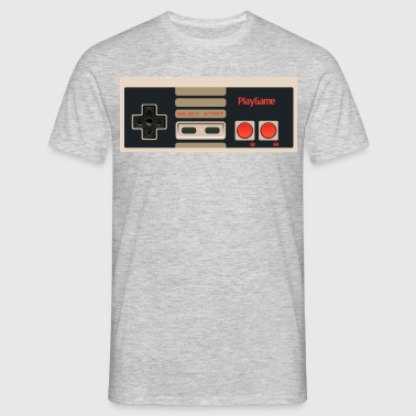 Retro Gamer - Männer T-Shirt