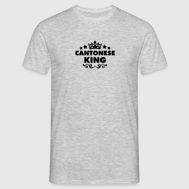 cantonese king 2015 - Men's T-Shirt