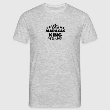 maracas king 2015 - Men's T-Shirt