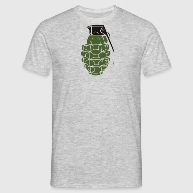 pomegranate - Men's T-Shirt