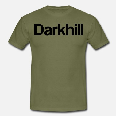 Hake Darkhill LOGO - T-skjorte for menn