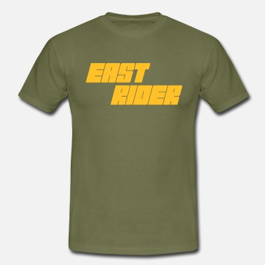 Easton East Rider - Männer T-Shirt