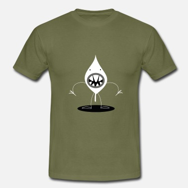 30-day 'Oasi' Monster Monstober DAY 30 - Men's T-Shirt