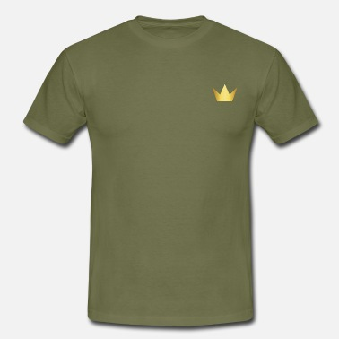 Logo Crown Small Crown chest logo - Men's T-Shirt