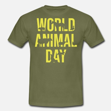 Animal Welfare animal welfare - Men's T-Shirt