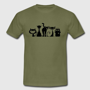 Cats Power Powerstrangers - Camiseta hombre
