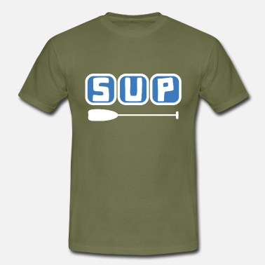 Suppe SUP - Herre-T-shirt