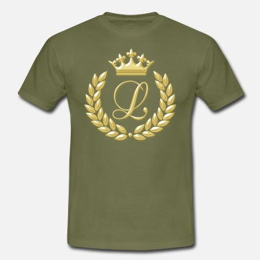 Laurel Wreath laurel wreath - Men's T-Shirt