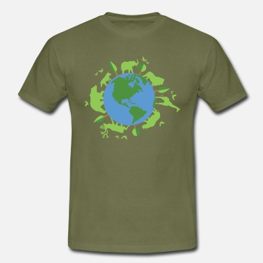 Welfare animal welfare - Men's T-Shirt