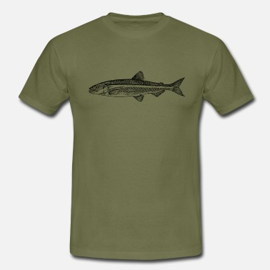 Trout trout anglers - Men's T-Shirt