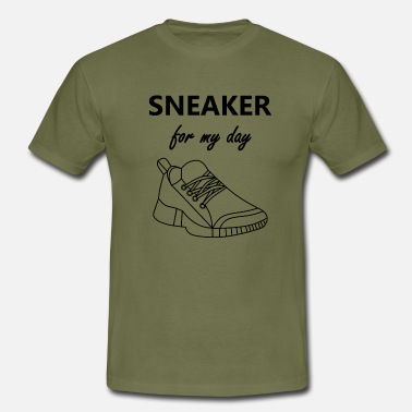 Sneakers SNEAKER for my day - Men's T-Shirt