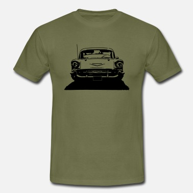 Oldtimers-youngtimers Bel Air - T-shirt Homme