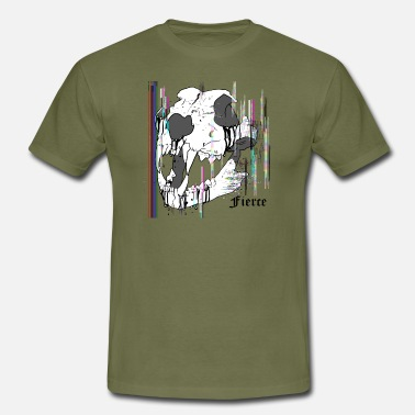 Fierce Fierce - Men's T-Shirt