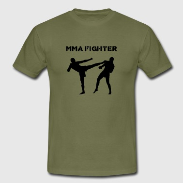 Prolet MMA Fighter - Männer T-Shirt