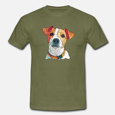 Russel jack russel - T-shirt Homme