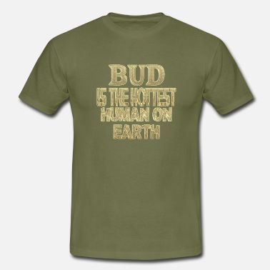 Bud Bud - T-skjorte for menn