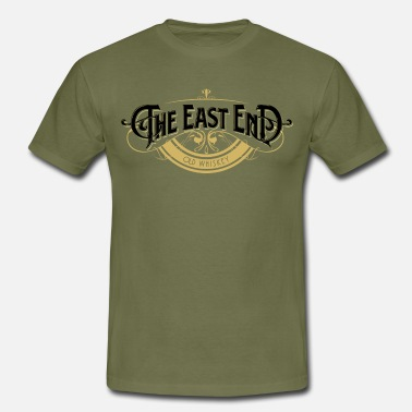 East Sussex The East End - Camiseta hombre