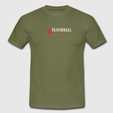 Floorball Hockey Floorball - Männer T-Shirt