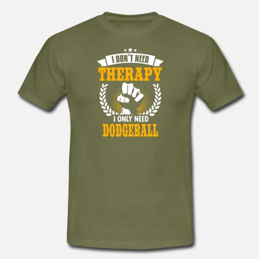 Dodgeball Dodgeball - Men's T-Shirt