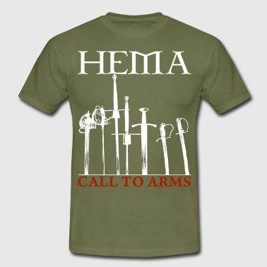 Prussiano HEMA - Call To Arms - Maglietta da uomo