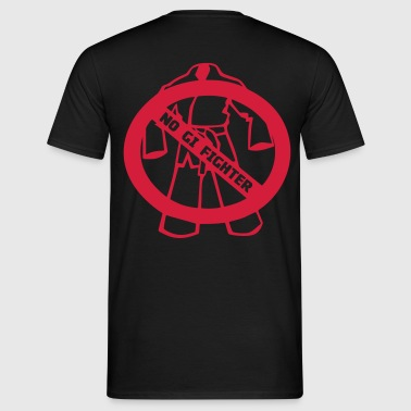 No Gi Fighter - Männer T-Shirt