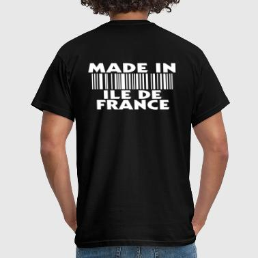 made in ILE DE FRANCE (1c) - T-shirt Homme