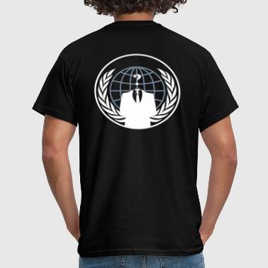 Anonymous Logo - T-shirt Homme