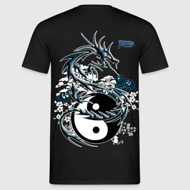the dragon toonis - T-shirt Homme