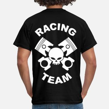 Team Rod pistons and rods racing team - Men's T-Shirt