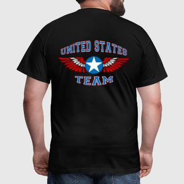 united states team - T-shirt Homme