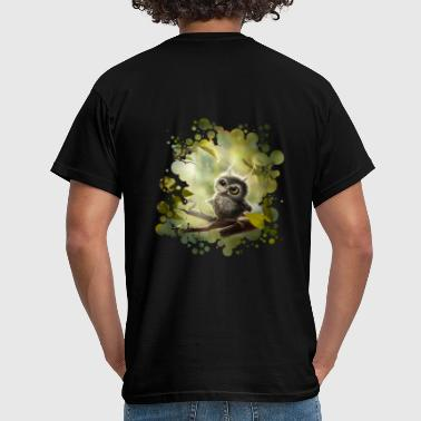 Little Owl - Men's T-Shirt