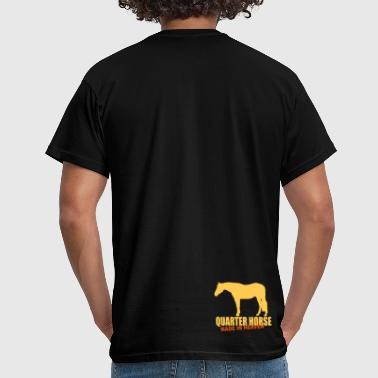 Quarter Horse - Made in heaven - Camiseta hombre