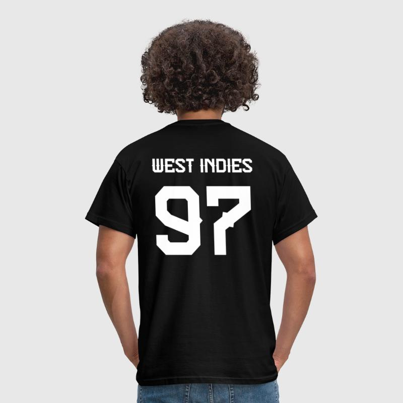 west indies2 - T-shirt Homme