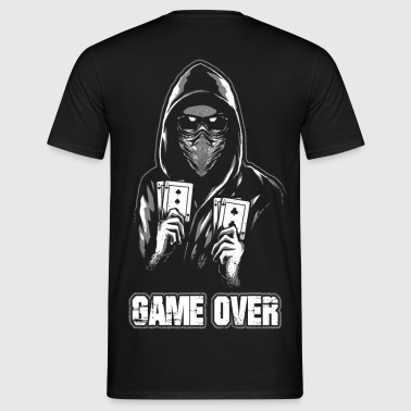 ACAB - GAME OVER - Männer T-Shirt